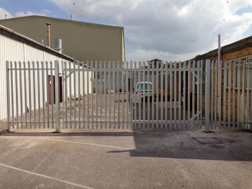 Industrial Fencing Industrial Agricultural Residential